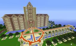 Red Palace Minecraft Project