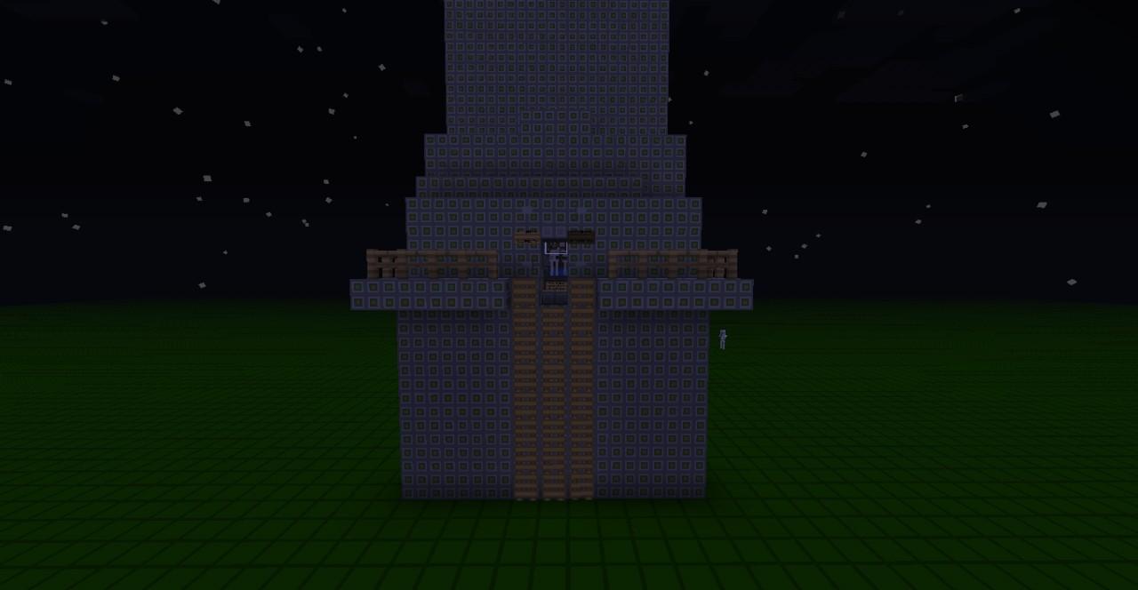 Music Disc Farm Minecraft Project