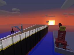 Titanic Minecraft Map & Project
