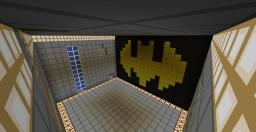 wayne manor and batcave by bambam Minecraft Map & Project