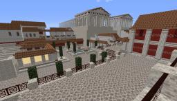 Ancient Greek City. (Update 2) Minecraft