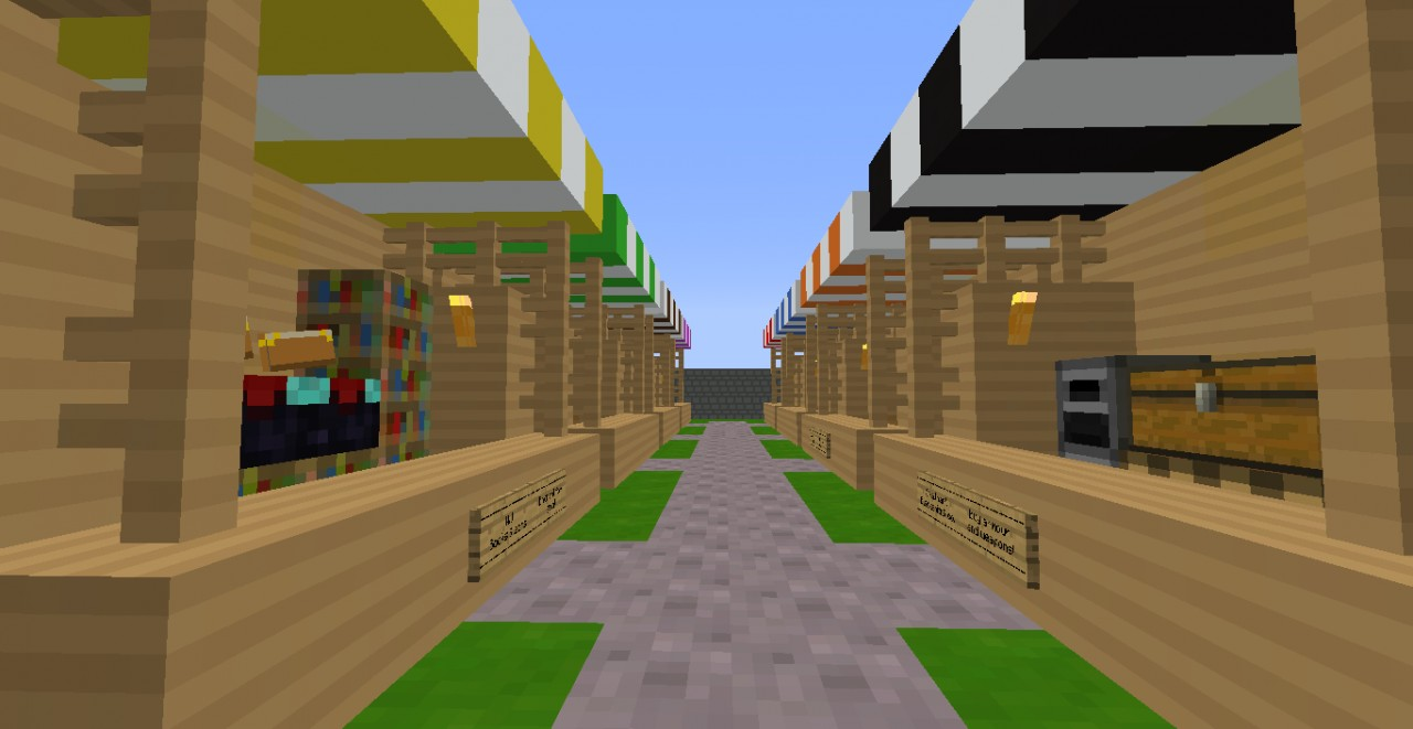 Pimp My Npc Village Minecraft Project