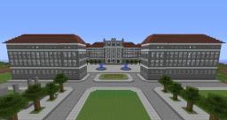 Project - Szczecin - part 1 (Urząd Miasta) Minecraft