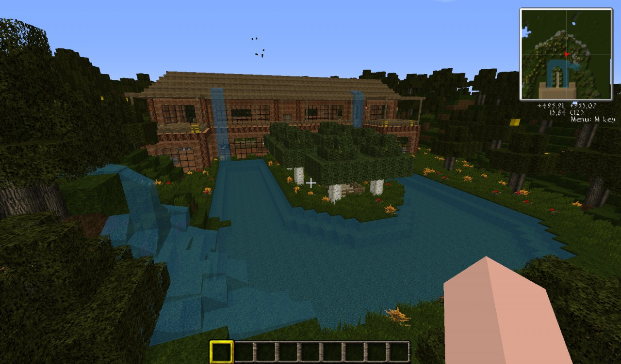 Minecraft villa download minecraft project - Minecraft villa ...