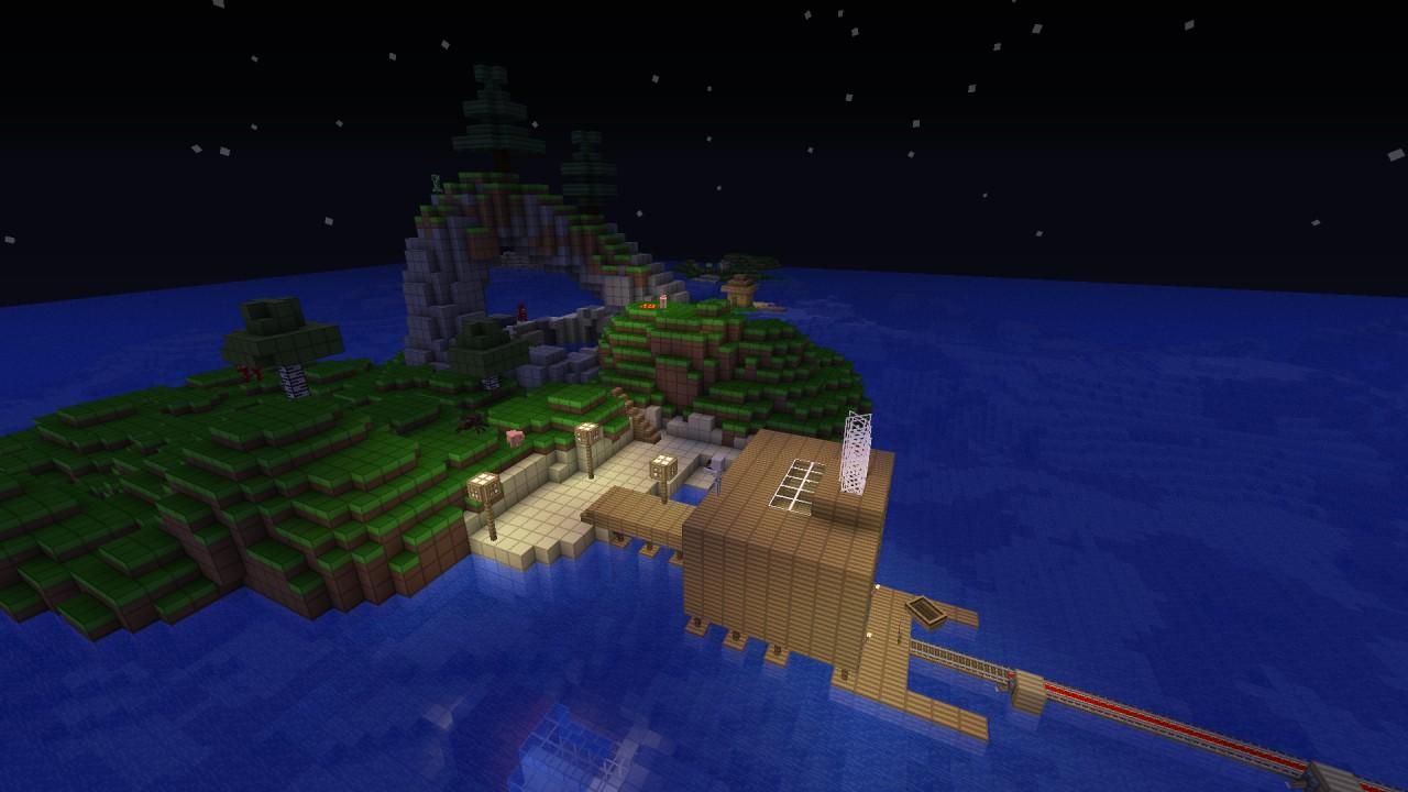 Monster Island Minecraft Server