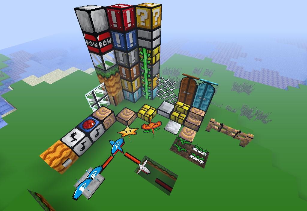 Blocks --- Blocs