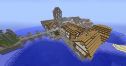 Brick Island  (MC 1.1) FINISHED Minecraft Map & Project