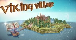 Viking Island [Download + Cinematic] Minecraft Map & Project