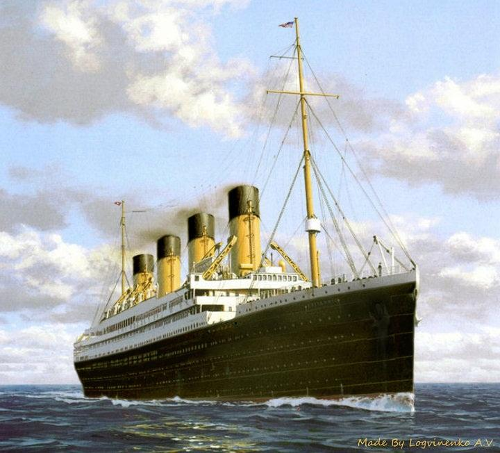 Rms Olympic: Rms Britannic In Liverpool Minecraft Project