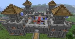 Civilization Custom CivCraft Mod! Build a Civilization and Research Tech! Minecraft