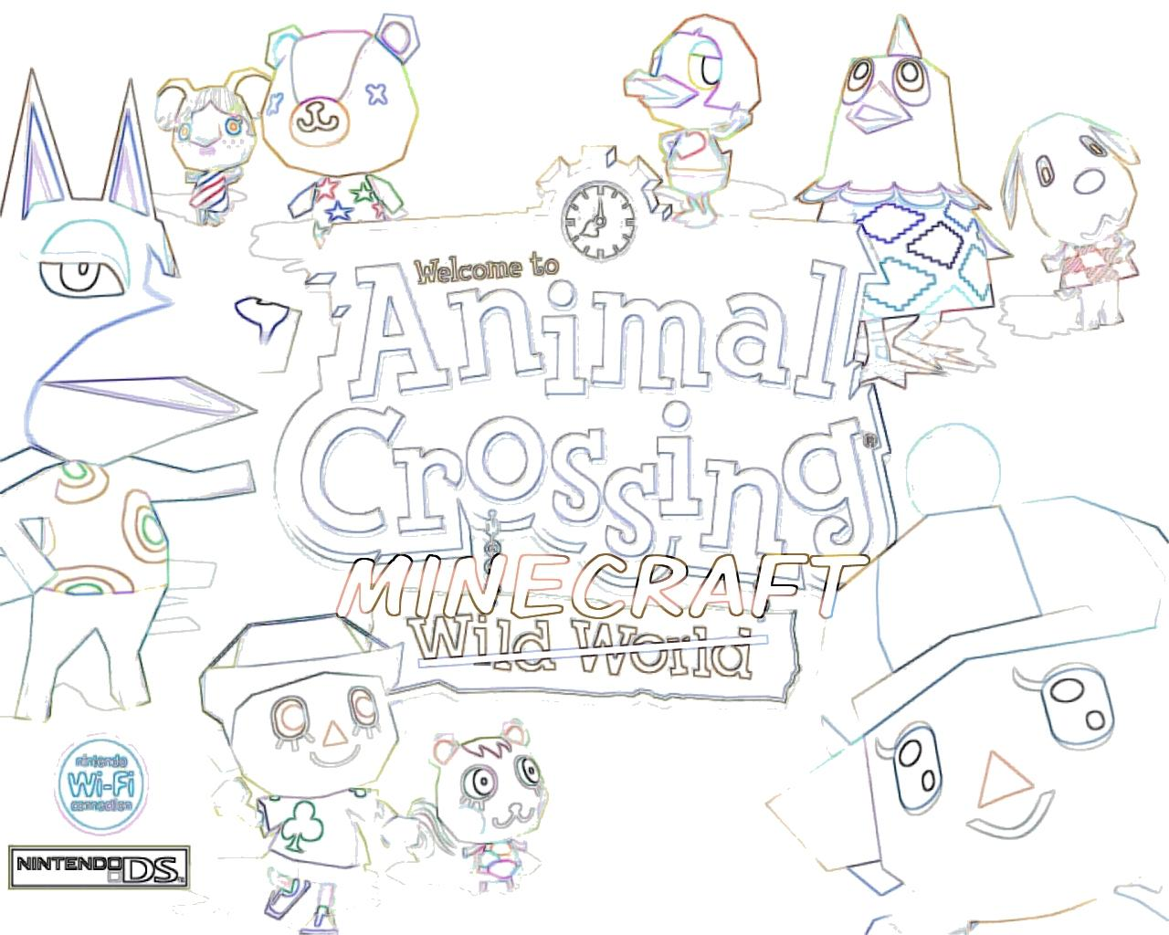Animal crossing minecraft texture pack animal crossing gumiabroncs Choice Image