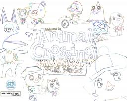 Animal Crossing Minecraft