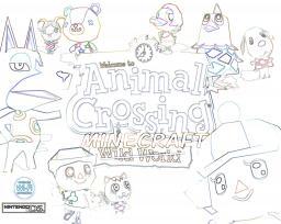 Animal Crossing Minecraft Texture Pack