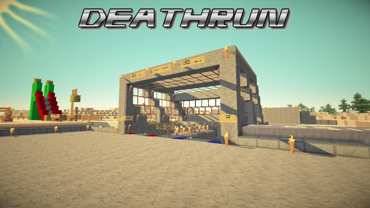 Here is Deathrun!