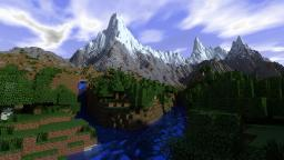 The Forgotten Land Minecraft Map & Project