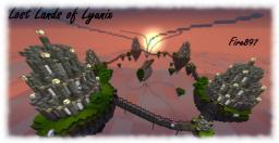 Lost Lands of Lyunix[World Save] Minecraft Project
