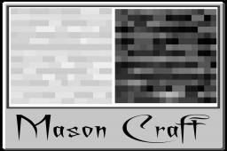 Mason Craft [ModLoader] Minecraft Mod