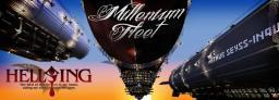 HELLSING: Millenium Zeppelin Fleet Minecraft