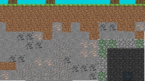 Blog Art Minecraft Stone Wallpaper