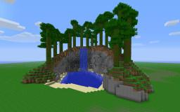 Jungle Lake Something :D Minecraft Map & Project