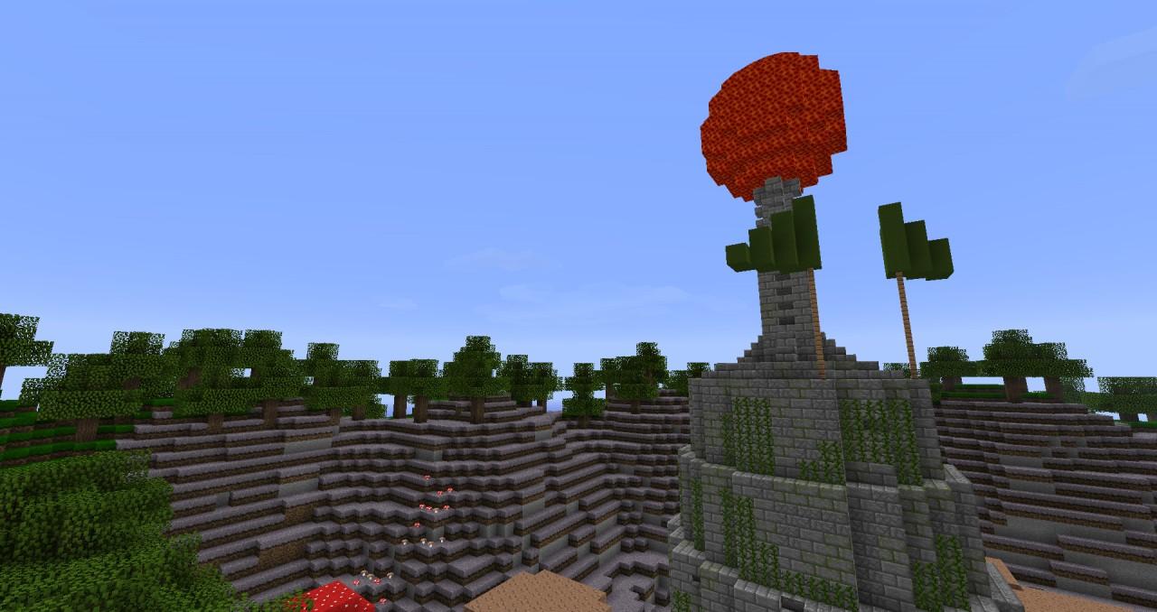 Muschroom Tower