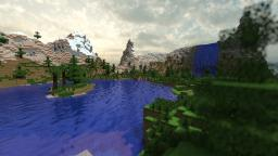 Nashan - The Nordic Island - Custom Terrain [Survival] Minecraft