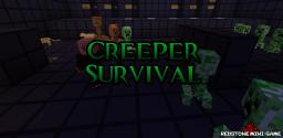Creeper Survival Minecraft Map & Project