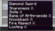 Enchanted Sword With the Level X Minecraft Blog Post
