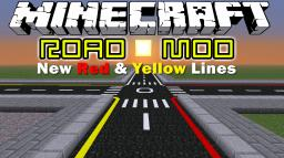 ROAD Mod ( 1.5.2 ) Over 18,000 Downloads : ) Minecraft Mod