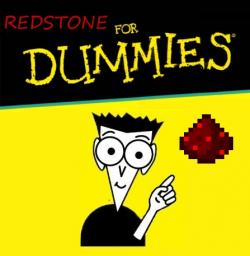 RedStone For Dummies Minecraft Map & Project