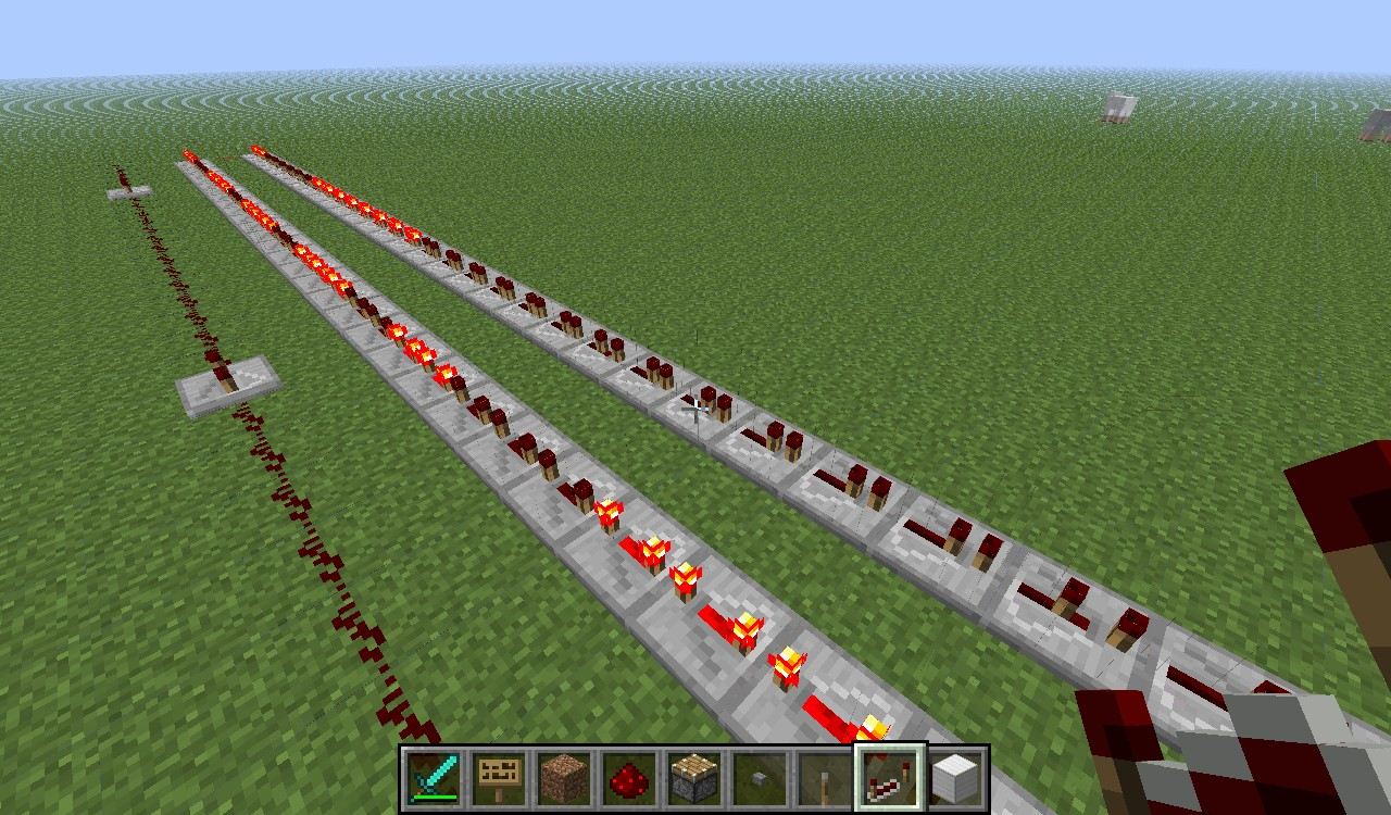How To Use Redstone Repeaters Minecraft Blog