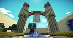 SandCastle Spawn By (MrUFO454) Minecraft Map & Project