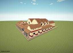 Roman Thermae Minecraft Map & Project