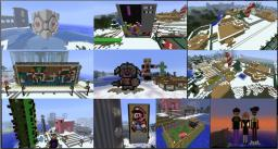 Typical Server Poop Minecraft Map & Project