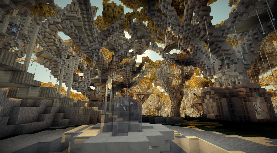 Lothlorien Mcme Minecraft Project