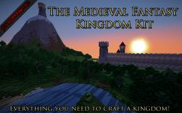 The Medieval Fantasy Kingdom Kit Minecraft