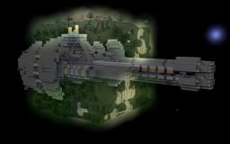 Project nemessis - Falcon II Minecraft Map & Project