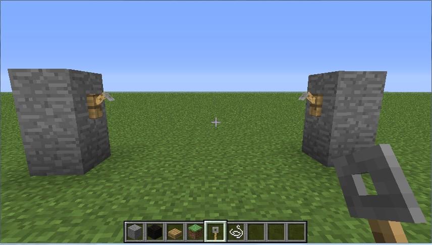 Tripwire Hook Mob Detector Amp Tutorial Minecraft Project