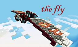 The Nether Fly Minecraft Map & Project
