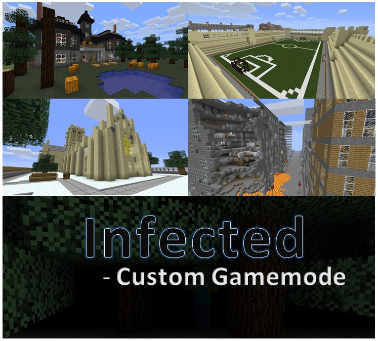 [New Gamemode] Minecraft Infected! | Hypixel - Minecraft ...