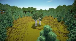 Fangorn Forest (MCME) Minecraft Project