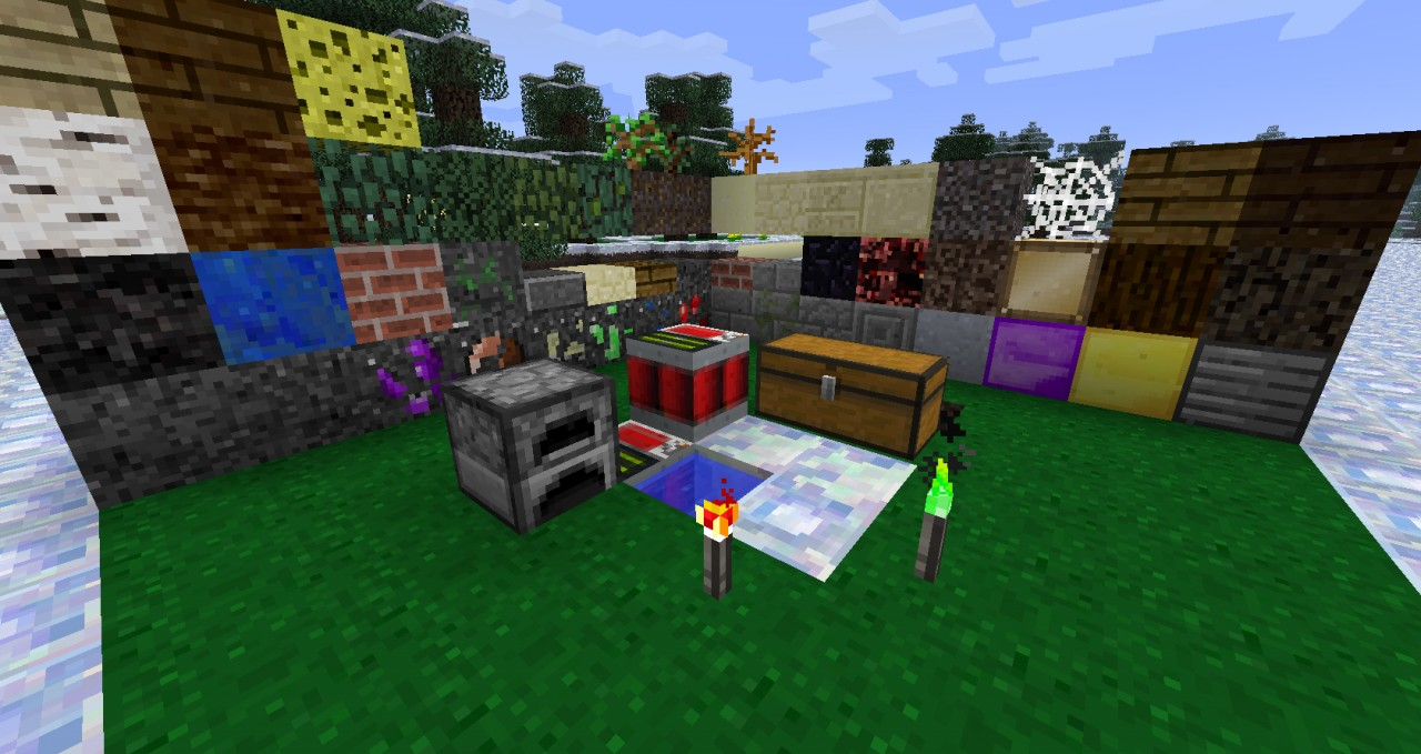 Minecraft Lego Resource Pack Omong W