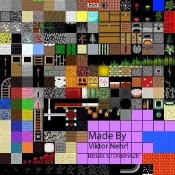 DakuCraft 1.2.5 Realistic!! Minecraft Texture Pack