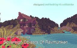 [Custom Landscape] Sovereign Oblasts Of Rävmunken | 0.0.2 Minecraft Map & Project