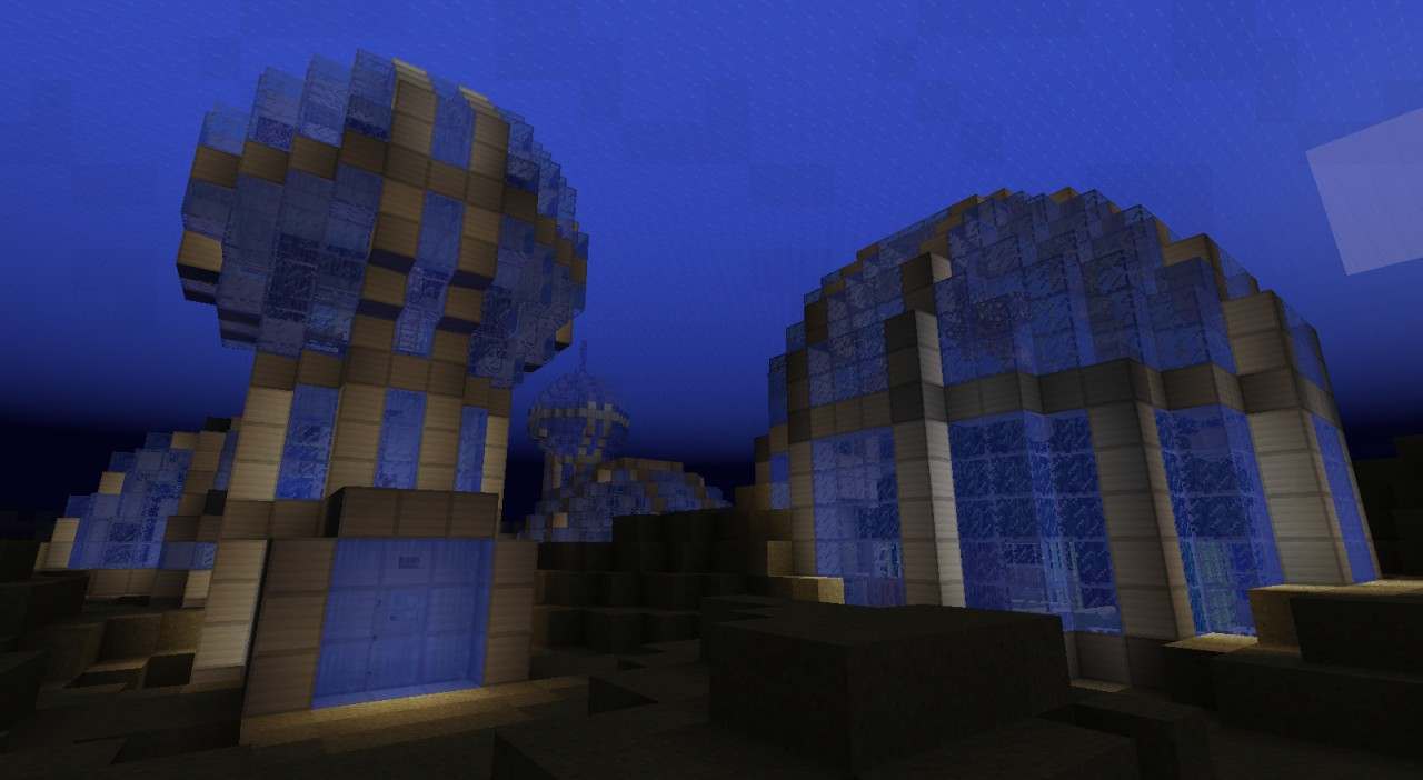Underwater research facility minecraft project - Underwater airlock ...