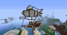 Ship build Minecraft Map & Project