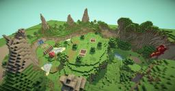 Arena 001 By Block_Fortress & _Toby_ Minecraft Map & Project