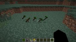 Grass Tools (CREATE GRASS WITH SEEDS AND DIRT) (AWESOME NEW TOOLS) (WORKS GREAT WITH DIRT TOOLS)(WHAT DO YOU WANT TO SEE IN THIS MOD NEXT? ARMOR MAYBE, DIRT STICKS, OR EVEN DIRT THAT YOU CAN EAT!) Minecraft Mod