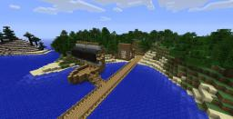 Pirate Bay Minecraft Map & Project