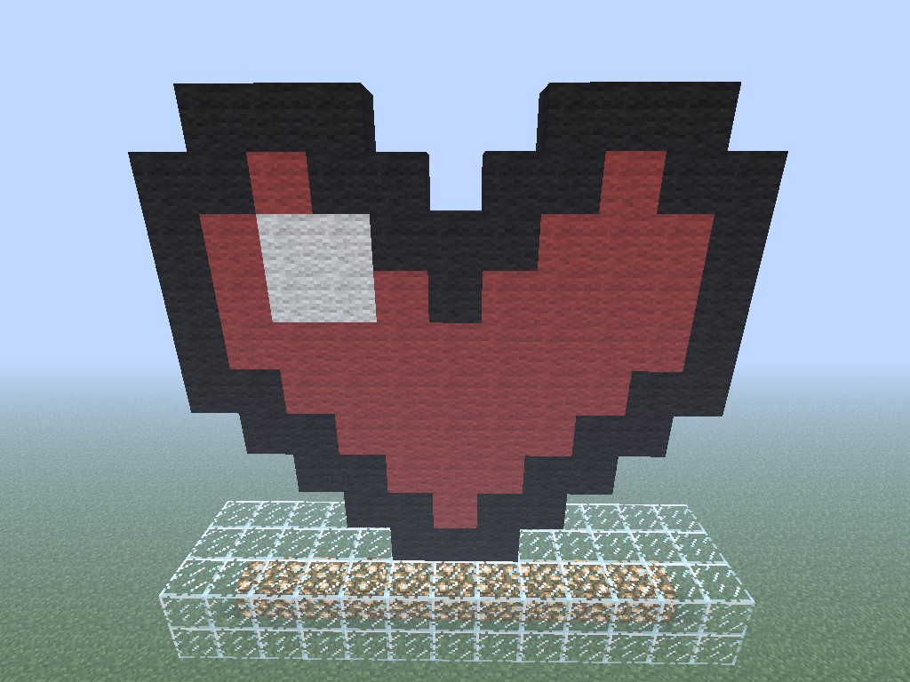 Heart Coeur Minecraft Project